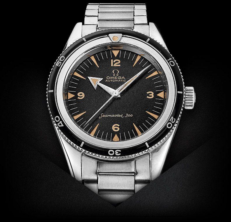 ff0238e7b79 Relógios OMEGA  O Seamaster 300 Master Co-Axial