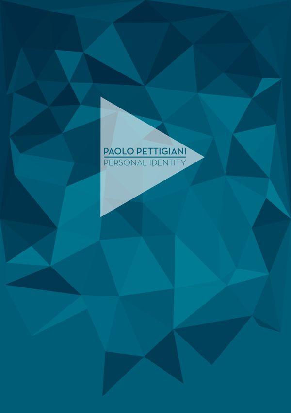 PAOLO PETTIGIANI - Personal Identity by Paolo Pettigiani, via Behance