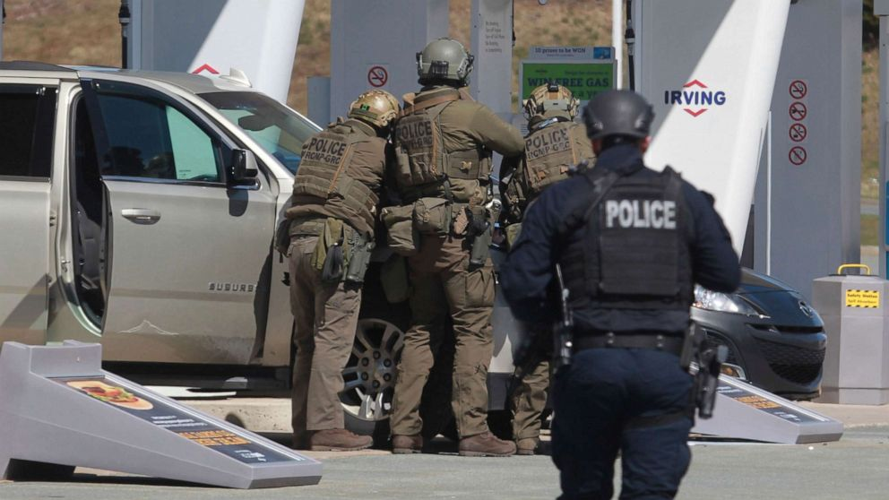 Multiple Victims In Canada Shooting By Suspect Who Was Dressed As