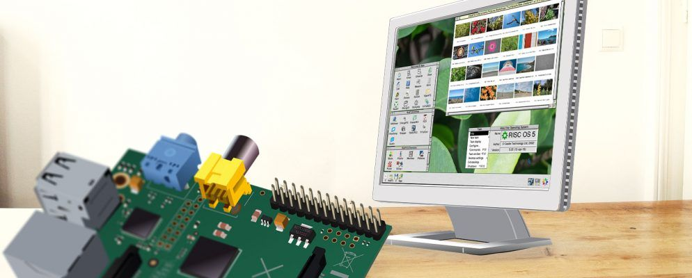 Turn Your Raspberry Pi Into a Retro PC With RISC OS   #Music
