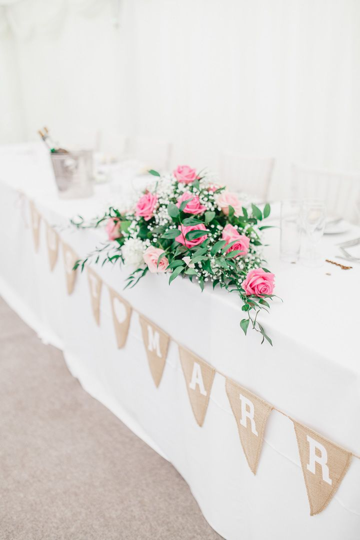 Wedding table decorations | fabmood.com #weddingtable