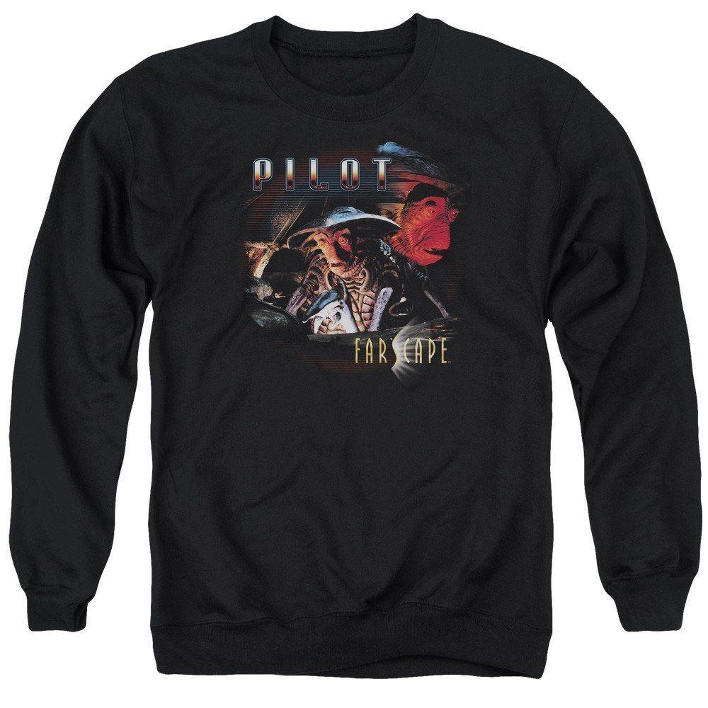 Farscape T-Shirt Pilot on Black
