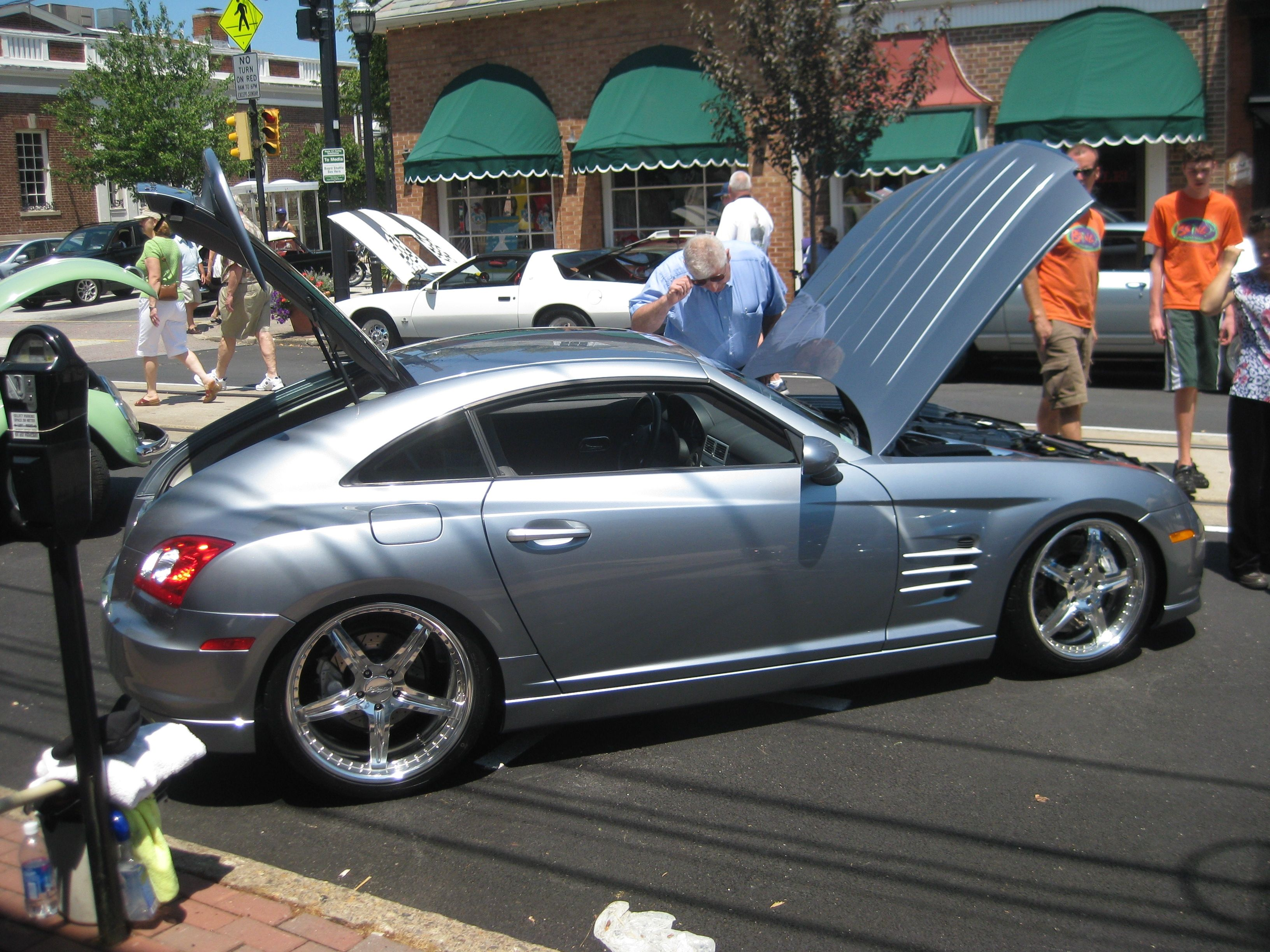 View Another Jimmyy 2005 Chrysler Crossfire Post Photo 14559024
