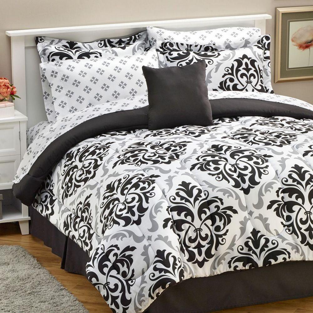 alcove parrish  piece comforter and sheet set  full alcove contemporary. alcove parrish  piece comforter and sheet set  full alcove