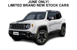 Limited Stock Jeep Renegade 1 6 Multijet Longitude 5dr Personal