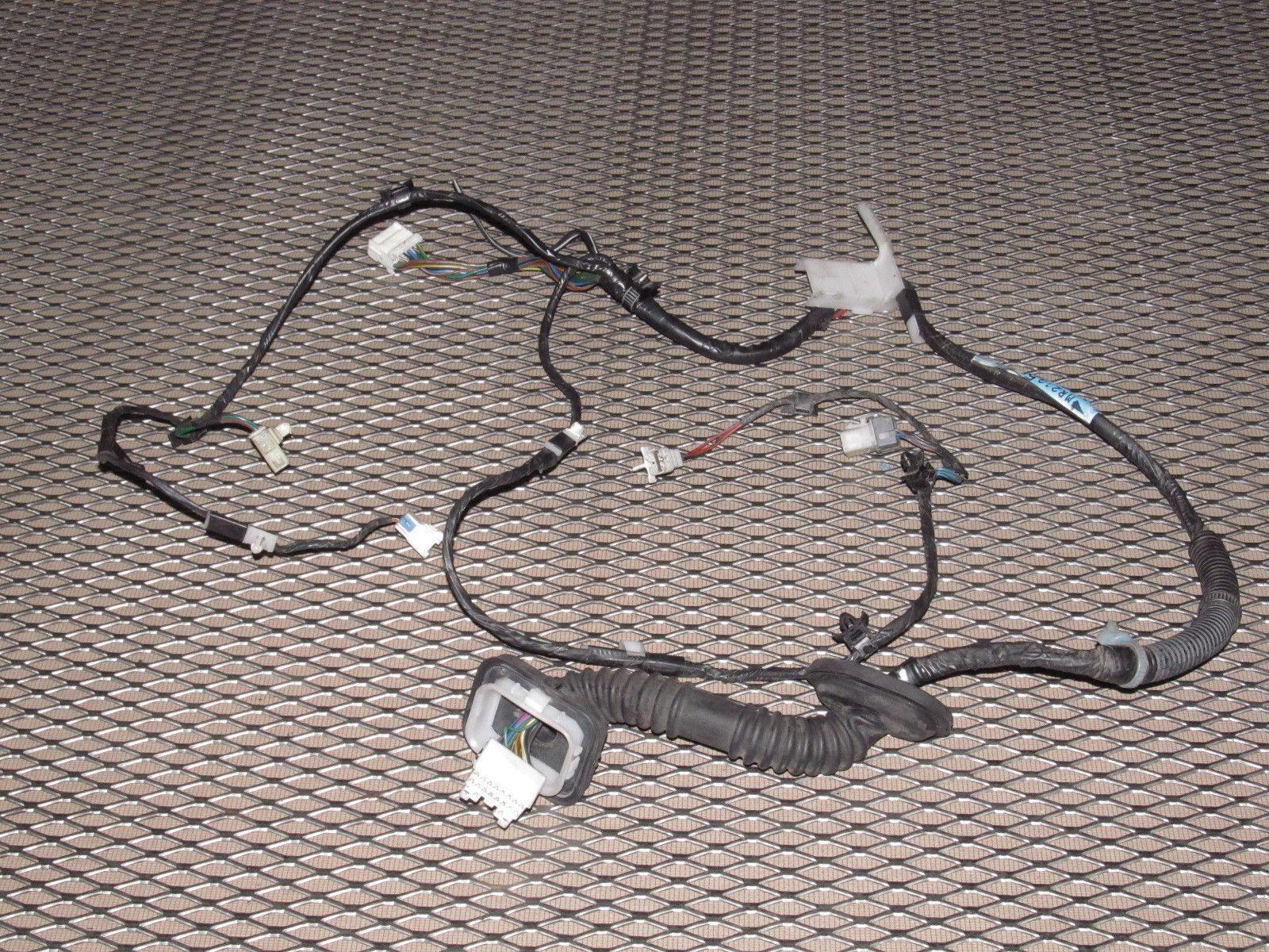 97 98 99 Mitsubishi Eclipse Oem Door Wiring Harness Right