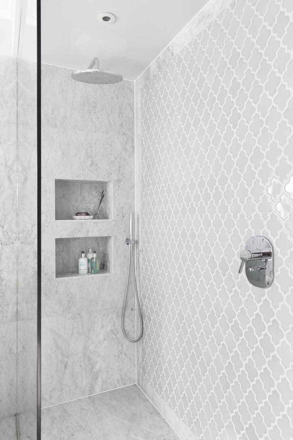 Best Inspire Bathroom Tile Pattern Ideas (49 | Tile patterns ...