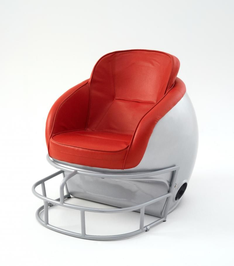 Football Helmet Chair Flvs Study Space Ohio State