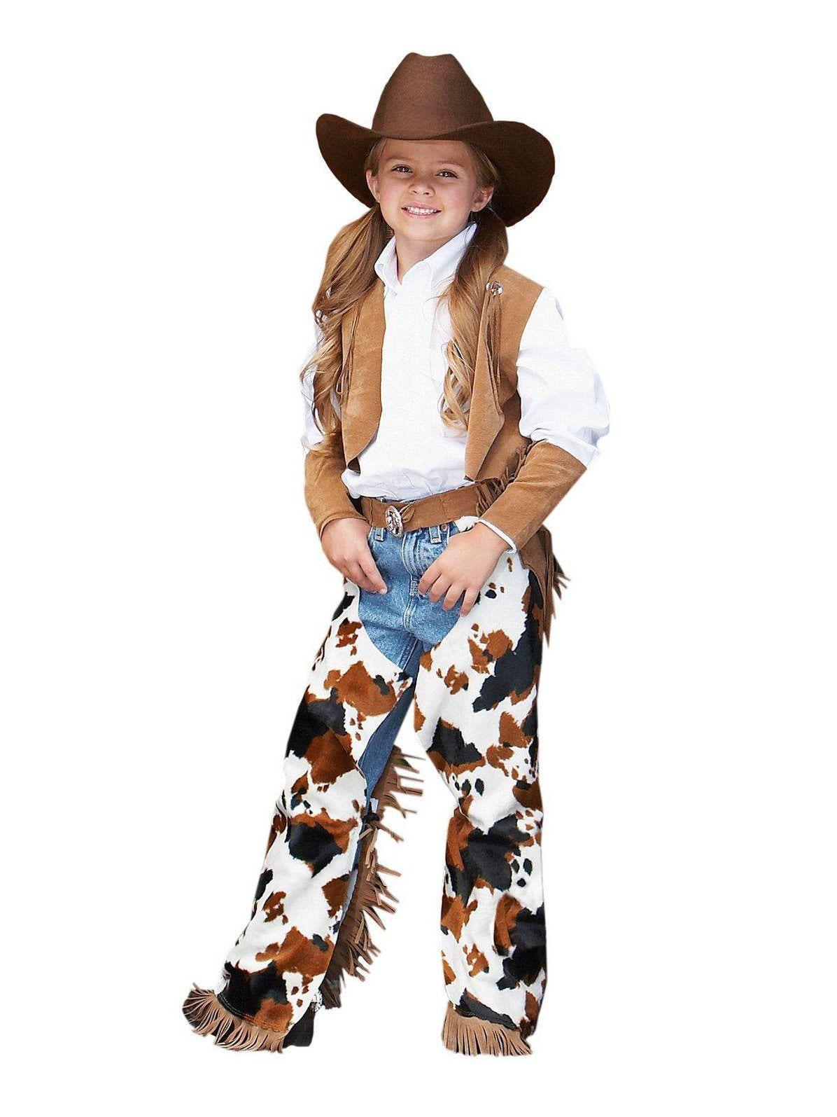 Western Accessory Kit Disfraz de vaquera, Disfraz