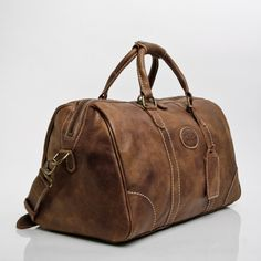 d45054a9ceb323 Roots Canada makes probably the best leather duffel bag possible. It is  gorgeous and it will last a lifetime. I expect my children to eventually  inherit ...