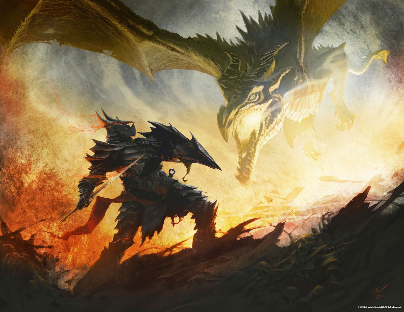 29 best images about Knights vs Dragons on Pinterest | Dragon art ...