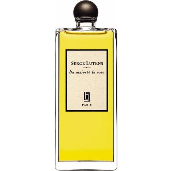 SERGE LUTENS Sa Majesté la Rose eau de parfum 50ml ($100) ❤ liked on Polyvore featuring beauty products, fragrance, serge lutens, serge lutens perfume, edp perfume, eau de perfume and eau de parfum perfume