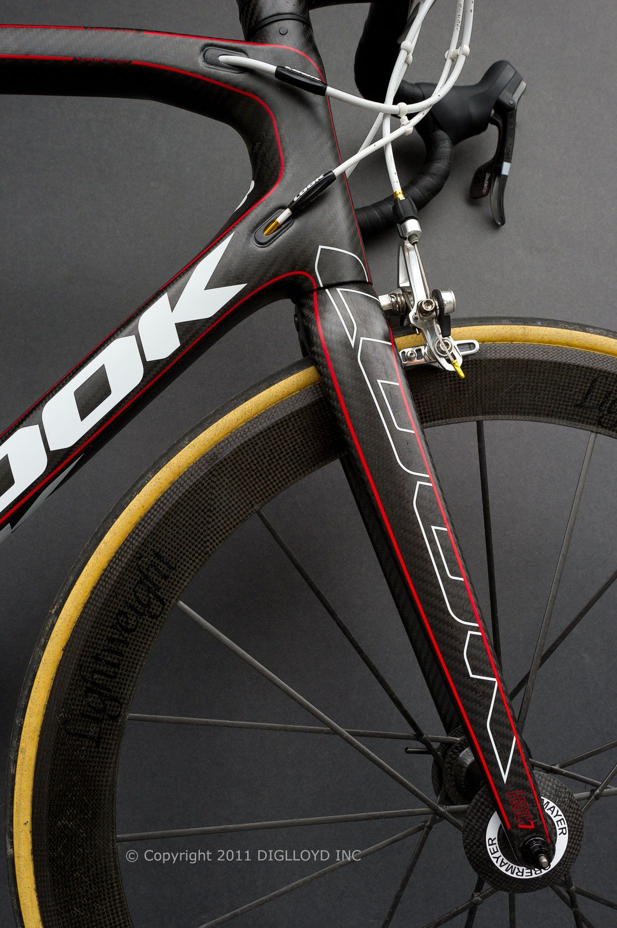 2011 2012 Look 695 Sr Carbon Fiber Road Racing Bike 2011 2012 Look 695 Sr Image Gallery Bicycle Road Bike Bicycle Maintenance