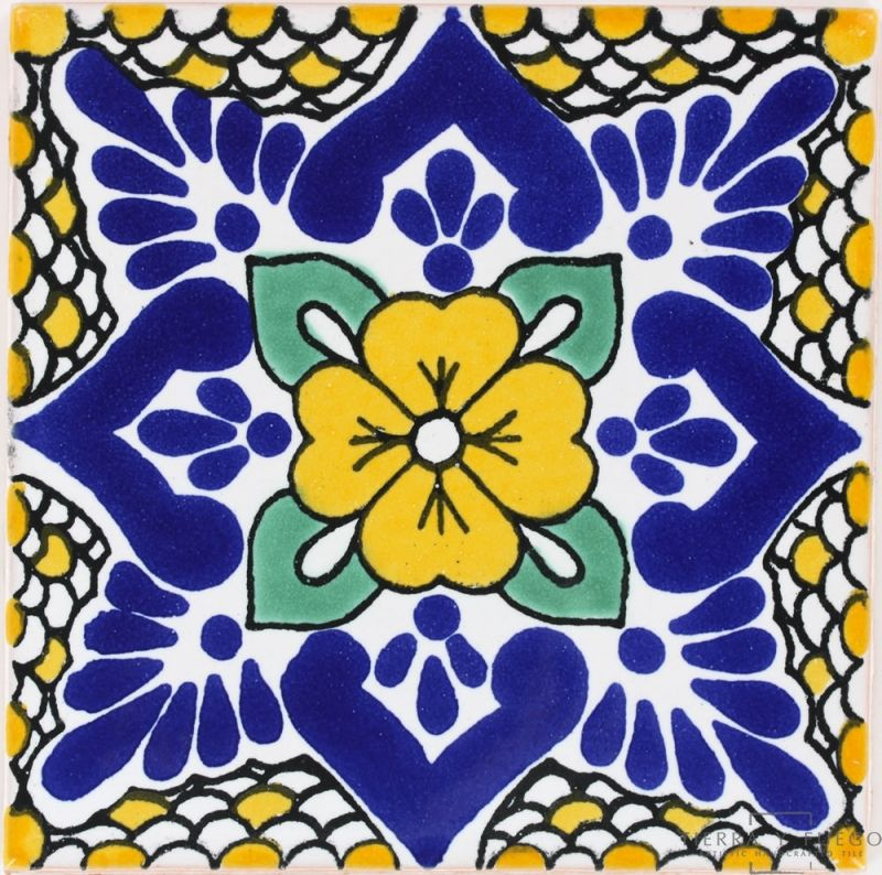 Terra Nova Mediterraneo Decorative Ceramic Tiles