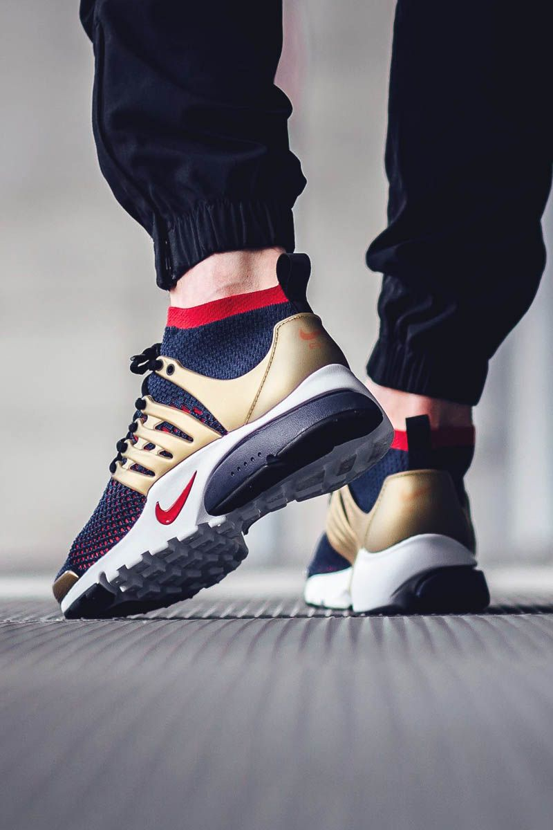 size 40 d7755 3eb17 With metallic gold armor in its defense, Nike s Air Presto Flyknit Ultra is  fit for a Spartan   SOLETOPIA
