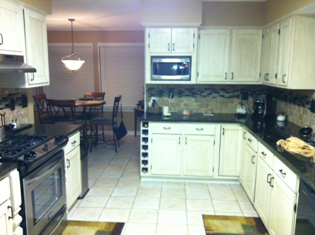 Are white cabinets hard to keep clean? Testimonial Gallery ...