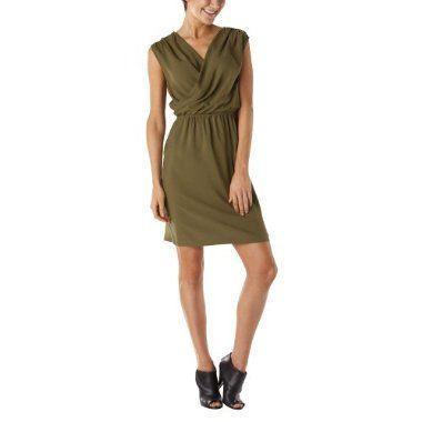 $25 Target Draped Elastic Waist Dress