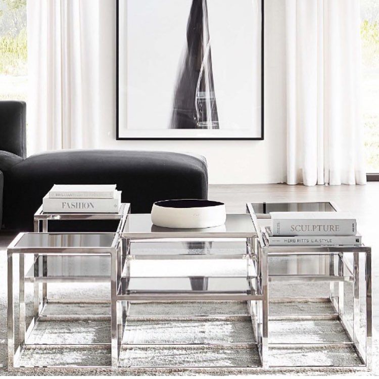 The Eichholtz Smythson Coffee Table Coffee Table Interior
