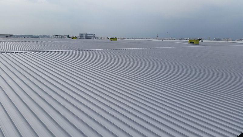 24 Jurong Port Road Metal Roof Metal roof, Outdoor