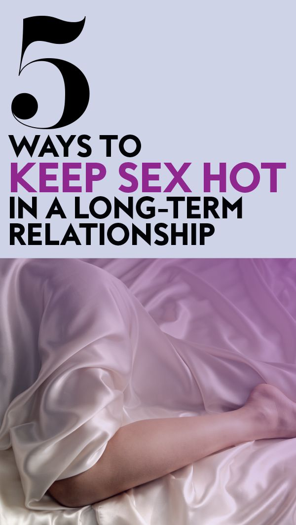 How to keep sex hot in relationships