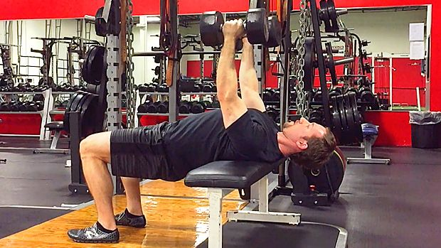 Tip: Master the T-Bench Press | Training | Bench press