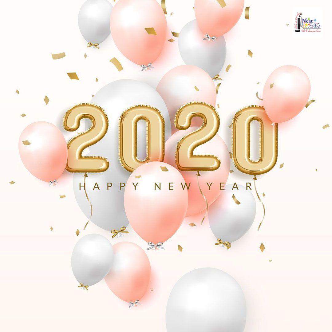 Happy New Year 2020 كل عام وانت بخير Happy New Year Photo Happy New Year Newyear