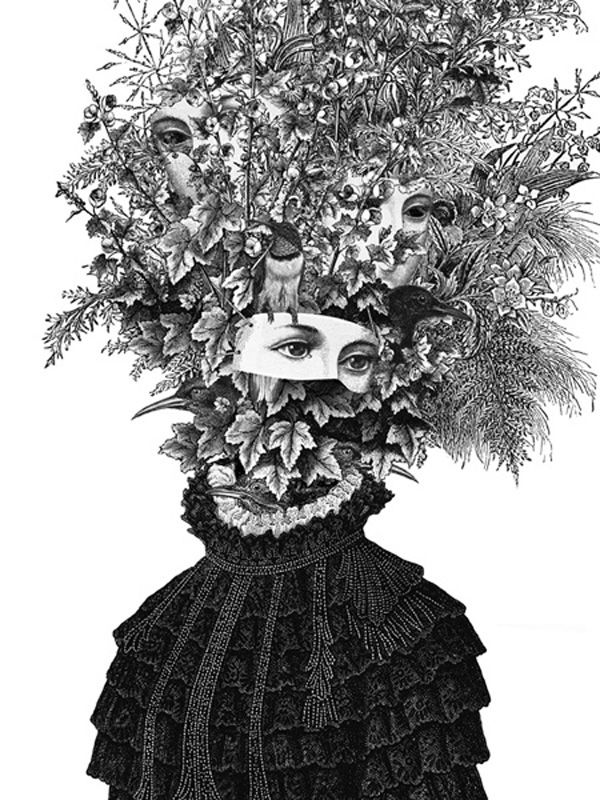 Dan Hillier Feather and Claw
