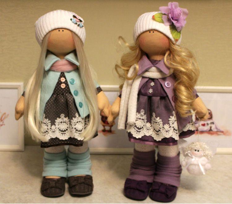 Gallery.ru / Фото #15 - Мои любимые куклы 2 - novilar