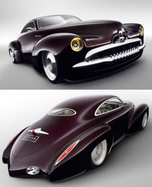 Holden shows wild Hot Rod concept