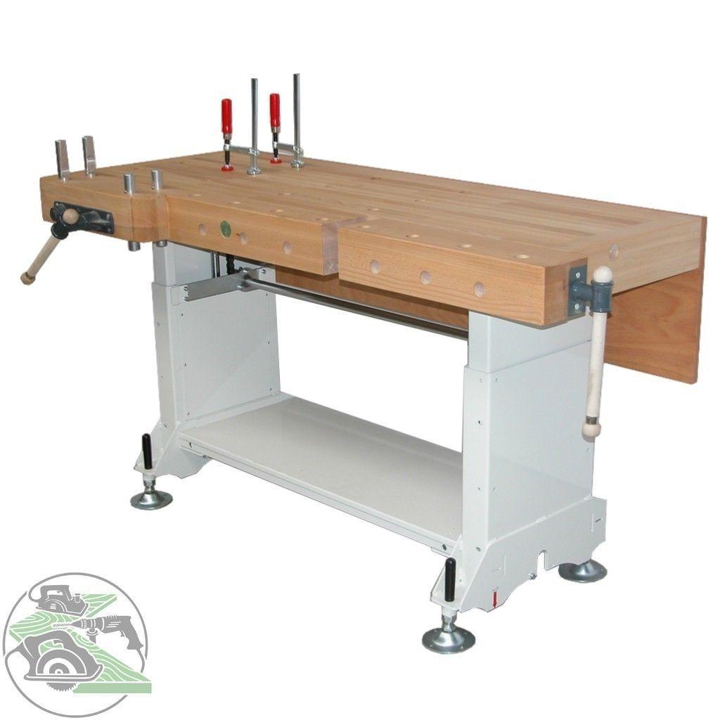 beck arbeitstisch montagetisch ergoplan mit zubeh r ebay holzbearbeitungsmaschinen und. Black Bedroom Furniture Sets. Home Design Ideas