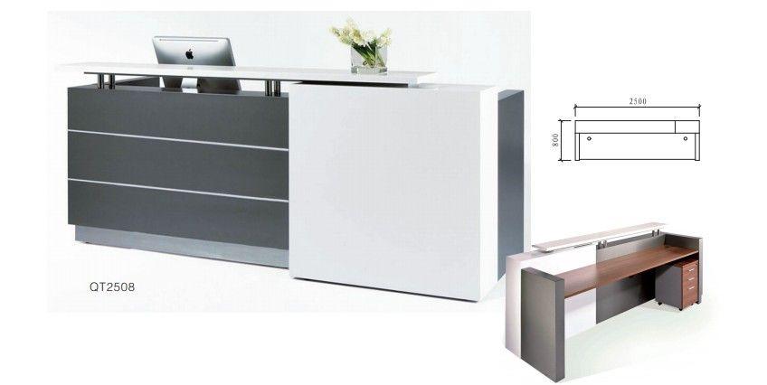 Mueble recepcion moderno buscar con google consultorio - Mueble escritorio moderno ...