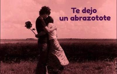 abrazo, love, couple, hug, amor, pink