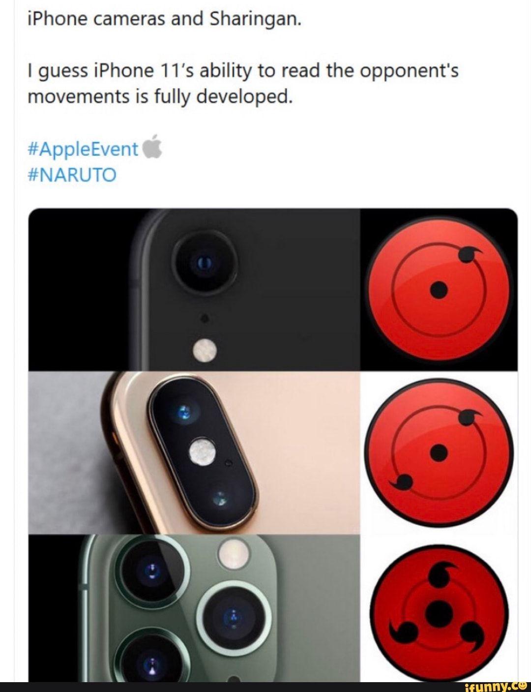Iphone 11 Camera Stove Meme