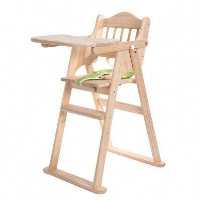 3dea912b9 Homkit-Height-Portable-Bouncer-Sitting-Wooden-High-Chairs  highchair ...