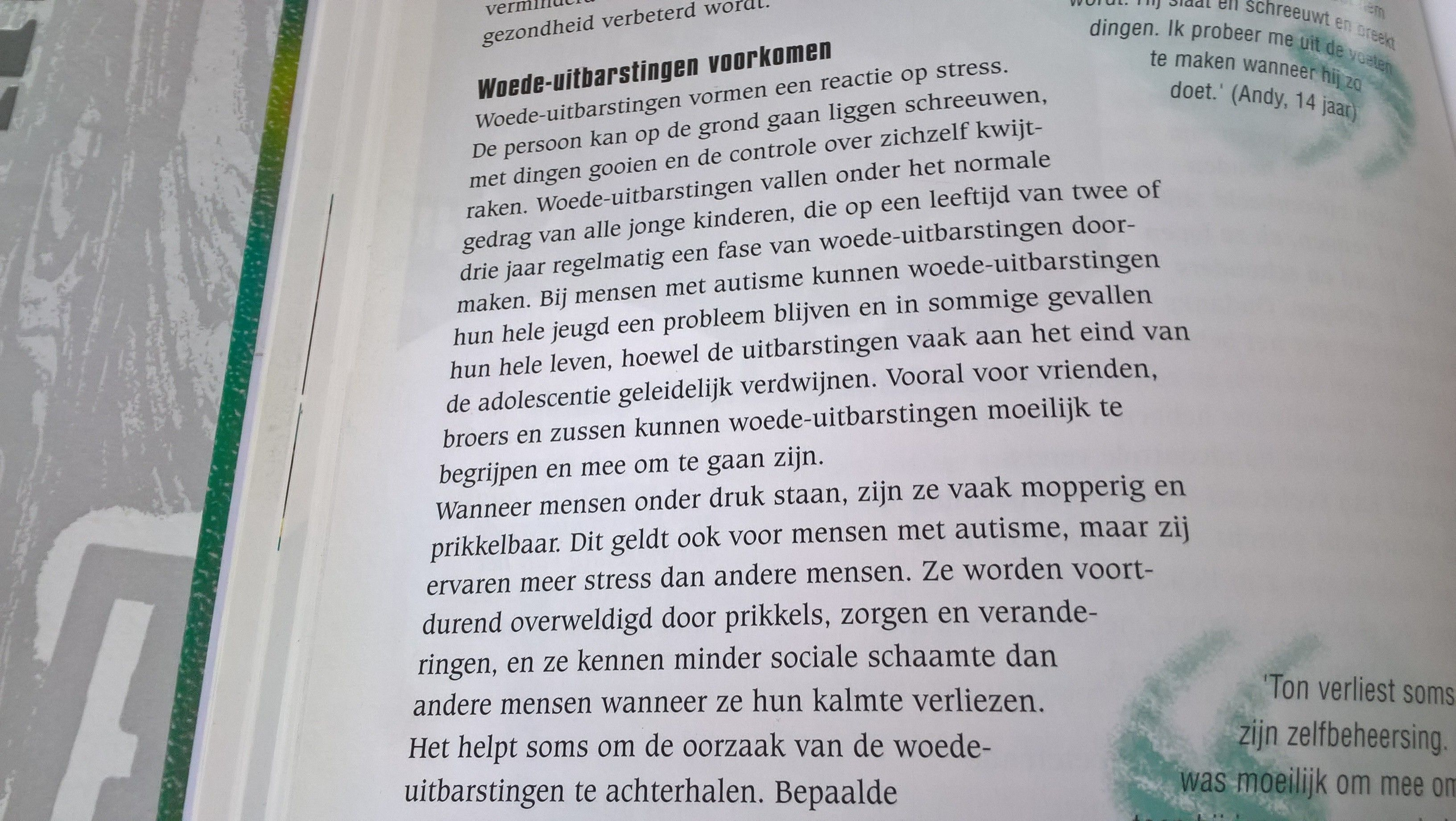 Pin Van Teatske De Jong Knobbe Op School