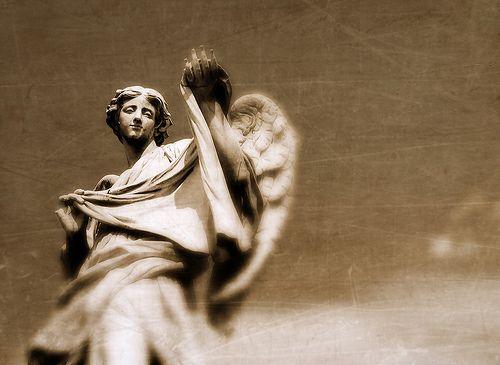 Bernini angel