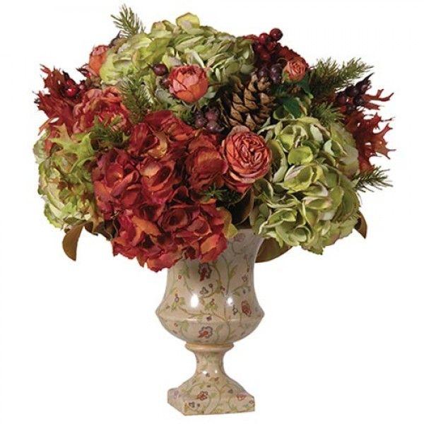 Luxury autumn artificial flower arrangement aut001 from www luxury autumn artificial flower arrangement aut001 from silkflowersdecoflora mightylinksfo Gallery