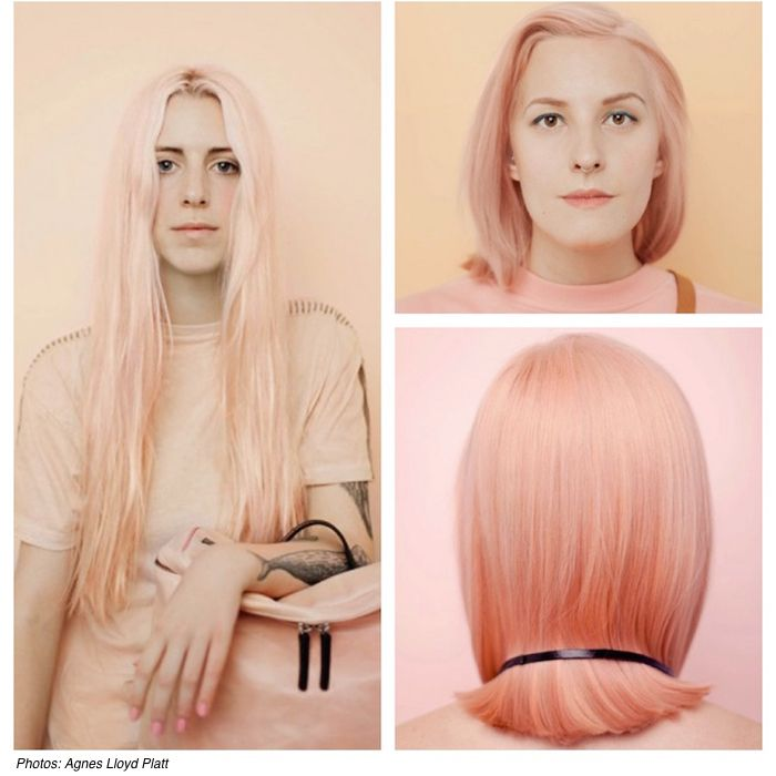 Rose Gold Walks The Line Between Trendy Pastel Pink And Natural