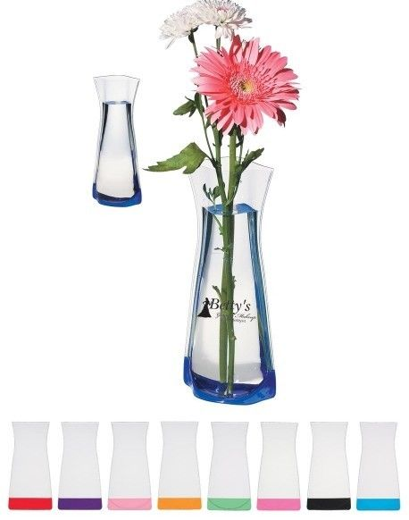 Put Your Logo On This Fun Foldable Vase Awesome Promotional Ideas