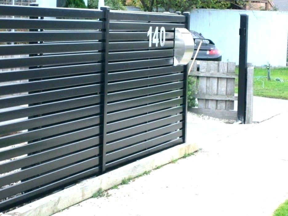 Metal Gate Colors Google Search Wooden Fence Modern Fence Glass Fence