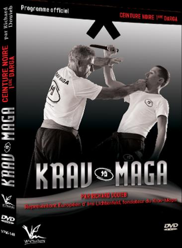 DVD Krav Maga officiel ceinture noire 1ère Darga - VP Masberg 7c7840f2a9e