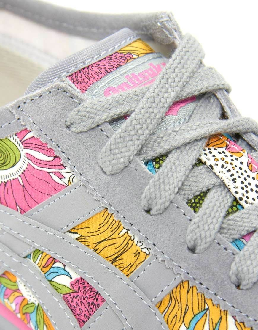 the latest 8d947 9c383 Onitsuka Tiger Mexico 66 Liberty Trainers | Sneaky Sneakers ...