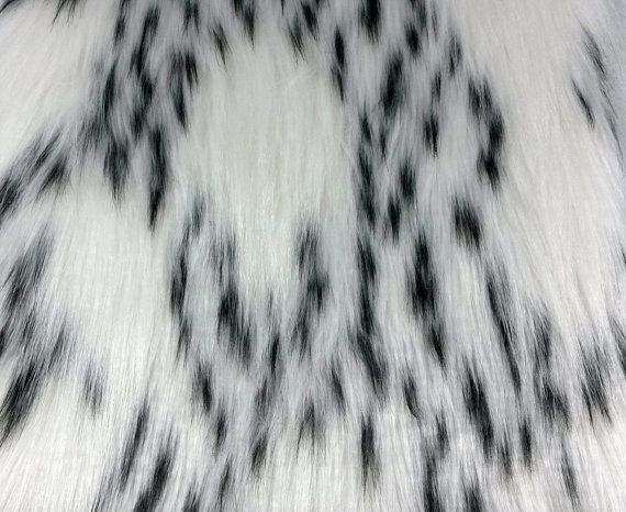 faux fur fabric ermine fabric black and white faux fur. Black Bedroom Furniture Sets. Home Design Ideas