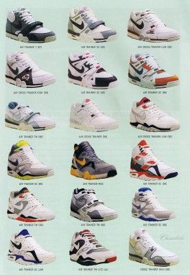 purchase cheap 52e88 f8a1a Nike Cross Trainers Pt. I