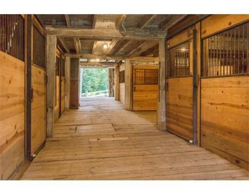 Stalls In Horse Barn Massachusetts Not Sure About Wood Floors