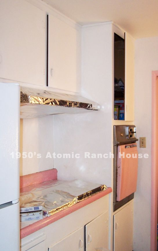 1950\'s Atomic Ranch House: Hello! Some Updated Interior Pictures of ...