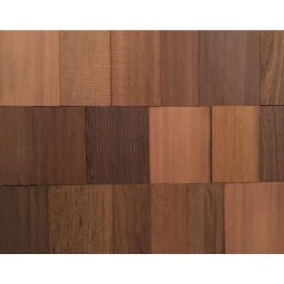Decorative Wood Wall Tiles Null 14 Inx 5 Inx 2 Ftgray Reclaimed Easy Paneling 3D Barn
