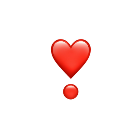 Popular And Trending Love Stickers Emoji De Coracao Imagens De Emoji Emoji