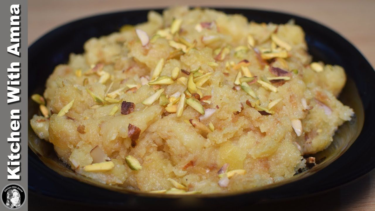 bread halwa recipe with leftover bread how to make bread ka halwa at h recipes leftover on hebbar s kitchen halwa id=14147