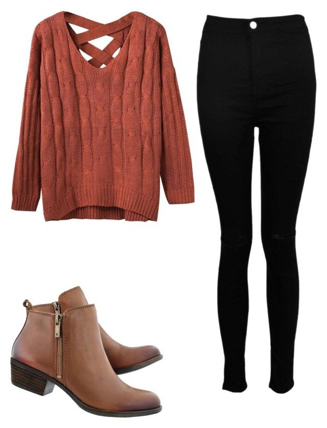 """""""Untitled #540"""" by vaniadenisse16 ❤ liked on Polyvore featuring Boohoo"""